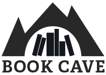 My Book Cave...I love this site!