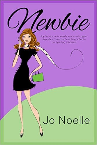 Cover for Newbie