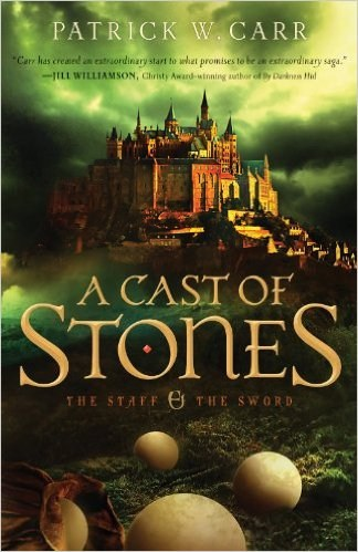 Cover for A Cast of Stones