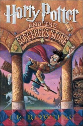 Harry Potter 1 @ Book Cave - content-rated books