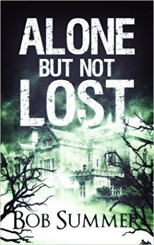 Cover for Alone But Not Lost