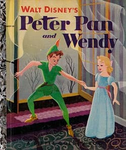 Peter Pan and Wendy @ Book Cave - content-rated books