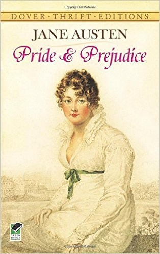 Pride and Prejudice Austen @ Book Cave - content-rated books