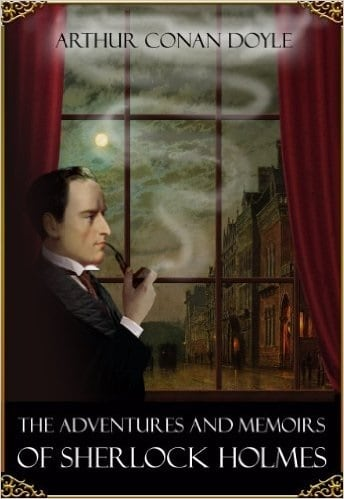 Sherlock Holmes @ Book Cave - content-rated books