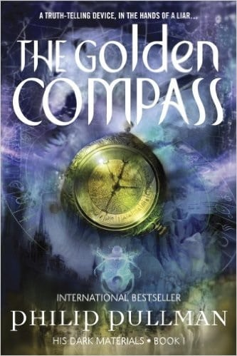 The Golden Compass @ Book Cave - content-rated books