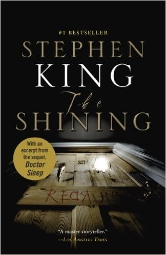 The Shining @ Book Cave - content-rated books
