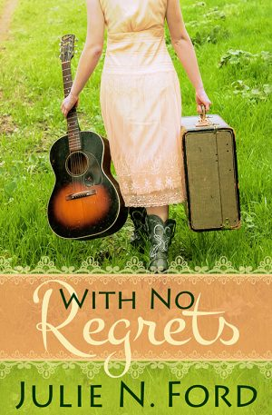 Cover for With No Regrets