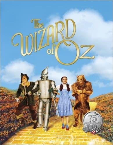 Wizard of OZ @ Book Cave - content-rated books