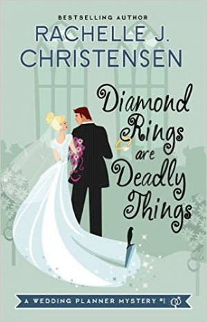 Cover for Diamond Rings Are Deadly Things