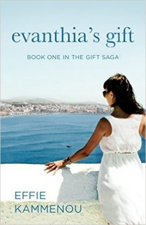 Cover for Evanthia's Gift