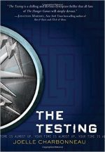 The Testing @ Book Cave - content-rated books