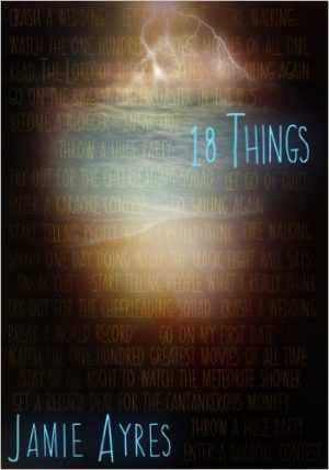 Cover for 18 Things