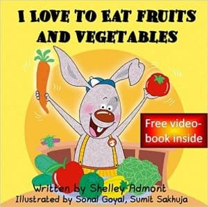 Cover for I Love to Eat Fruits and Vegetables