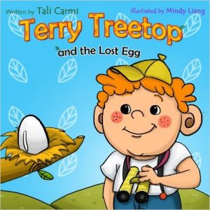 Cover for Terry Treetop and the Lost Egg