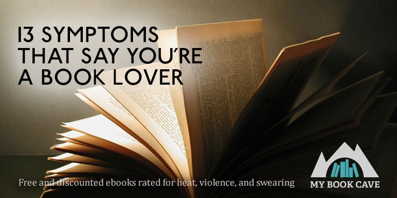 symptoms that say you're a book lover