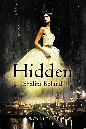Cover for Hidden