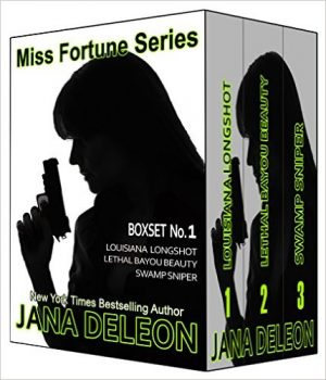 Cover for Miss Fortune Series Boxset 1