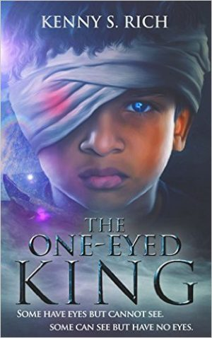 Cover for The One-Eyed King
