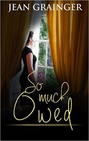 Cover for So Much Owed