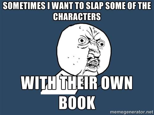 slap characters