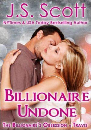 Cover for Billionaire Undone