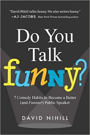 Cover for Do You Talk Funny?