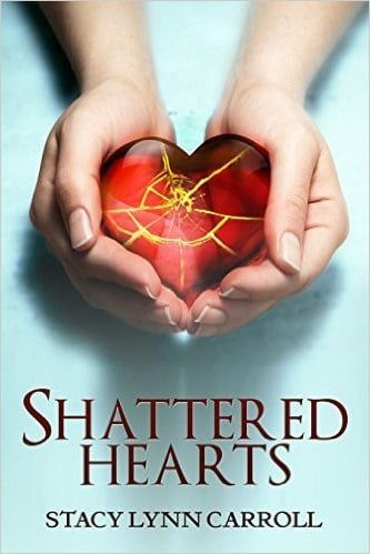 Cover for Shattered Hearts