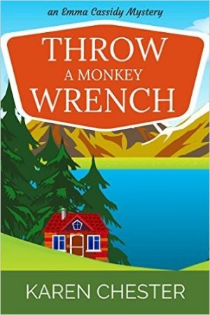Cover for Throw a Monkey Wrench