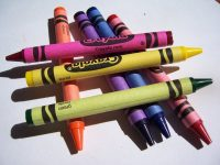 crayons@ Book Cave - content-rated books