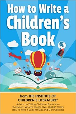 Cover for How To Write a Children's Book