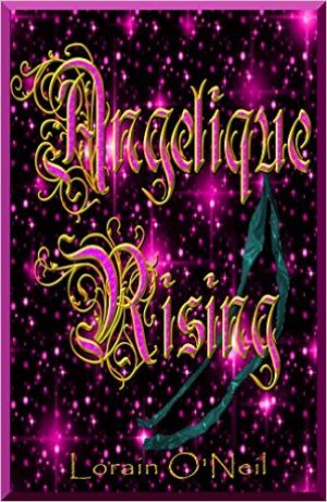 Cover for Angelique Rising