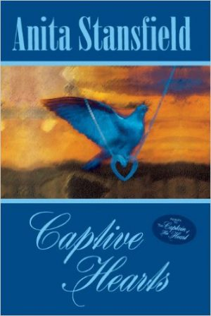 Cover for Captive Hearts