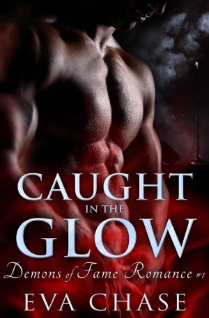Cover for Caught in the Glow