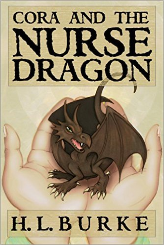 Cover for Cora and the Nurse Dragon