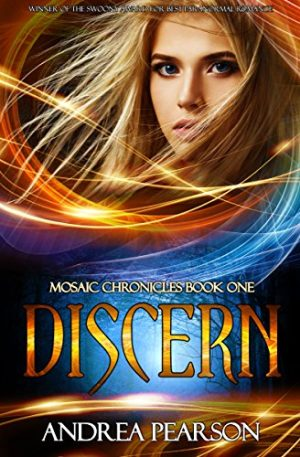 Cover for Discern