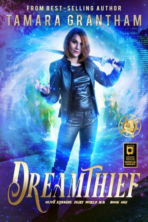 Cover for Dreamthief