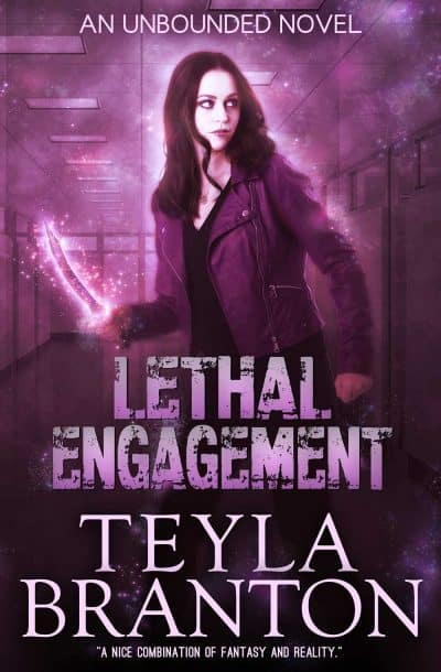 Cover for Lethal Engagement