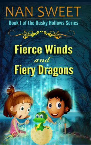Cover for Fierce Winds and Fiery Dragons
