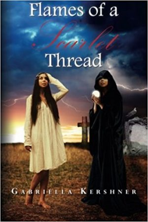 Cover for Flames of a Scarlet Thread