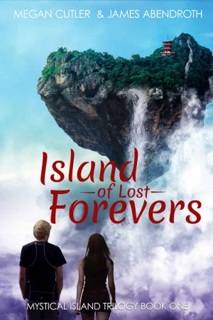 Cover for Island of Lost Forevers