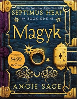 Cover for Magyk