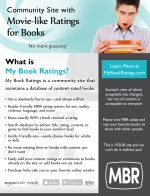 MBR My Book Ratings content-rated books