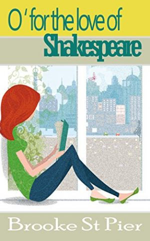 Cover for O' for the love of Shakespeare