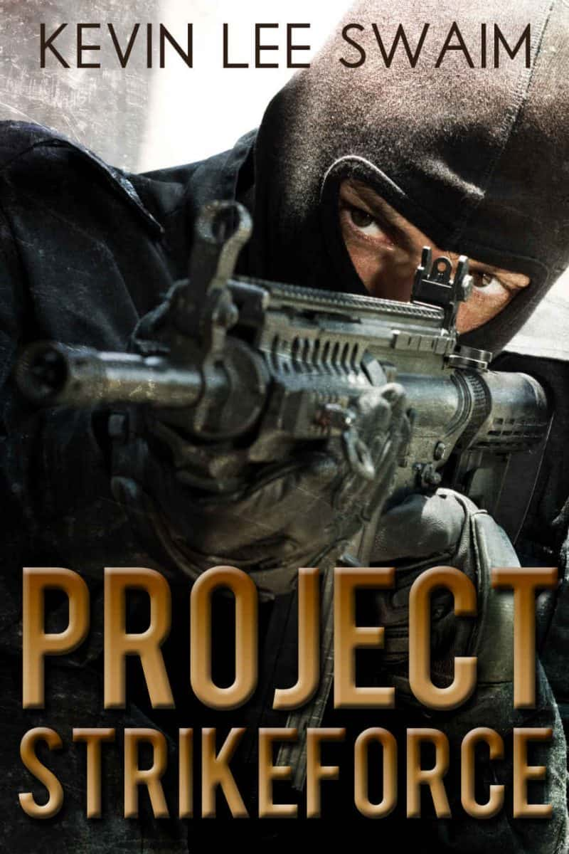 Cover for Project StrikeForce