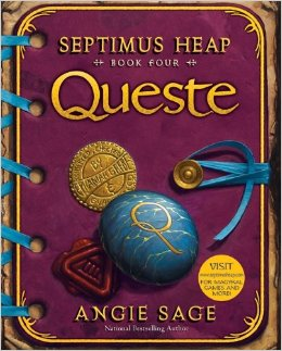 Cover for Queste