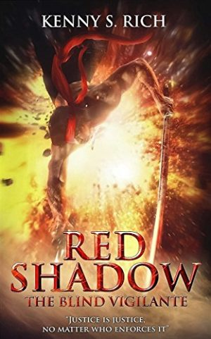 Cover for Red Shadow: The Blind Vigilante