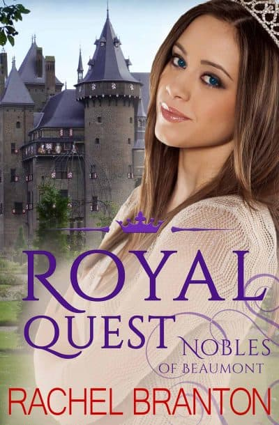 Cover for Royal Quest