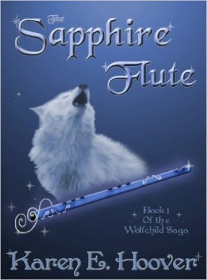 Cover for The Sapphire Flute