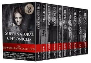 Cover for Supernatural Chronicles: The New Orleans Collection
