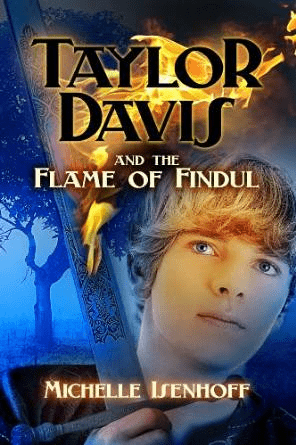 Cover for Taylor Davis and the Flame of Findul